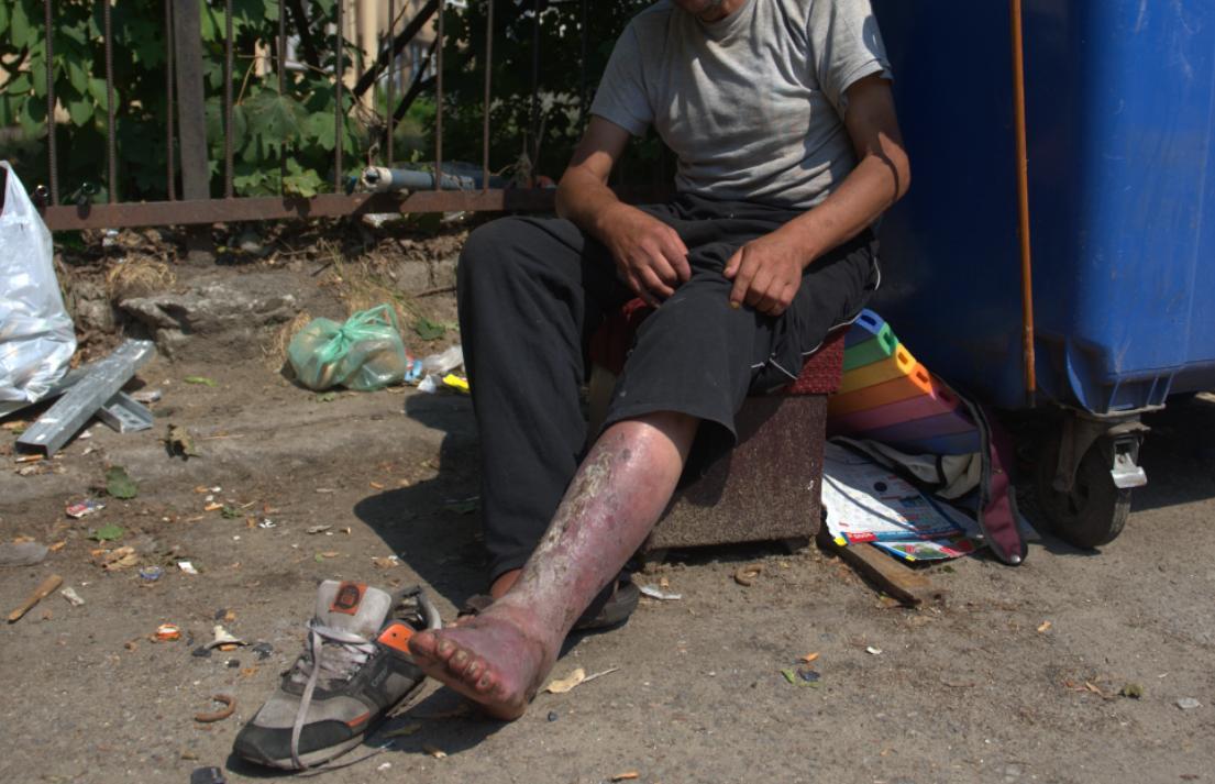 bezdomny jaworzno osiedle stałe