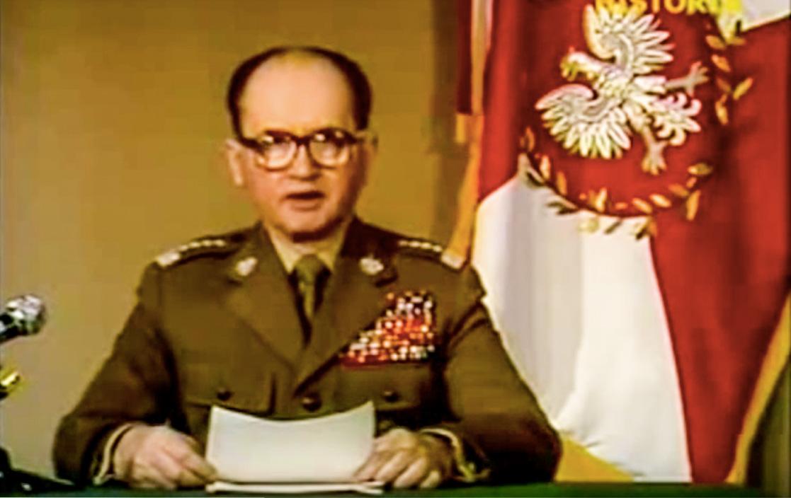 Mieszkańcy Jaworzna wspominają czasy wprowadzenia stanu wojennego w Polsce.