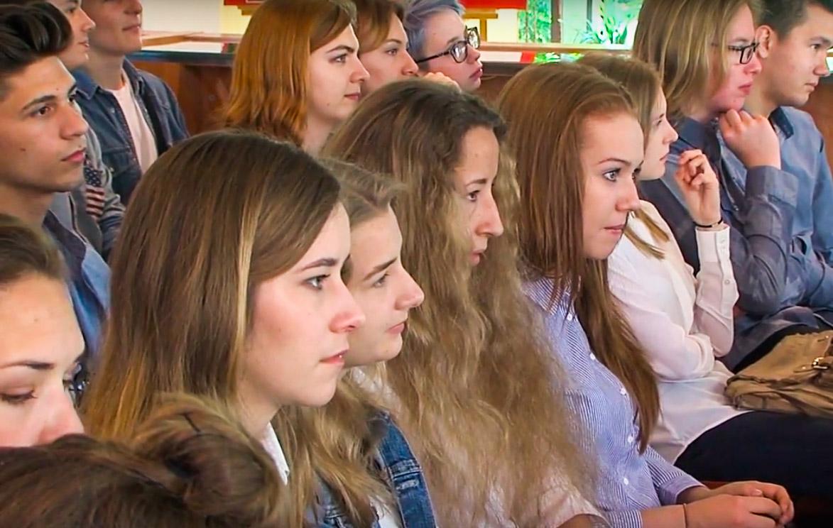 Festiwal twórczości młodych ludzi.