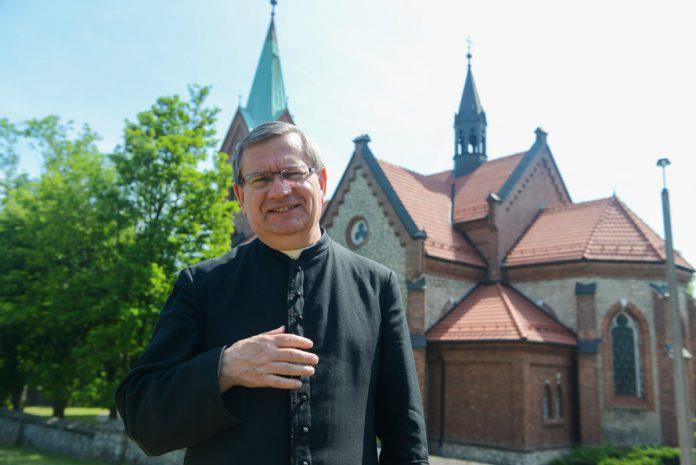 Ks. Józef Gut zaprasza na XV Festyn Elżbietański.