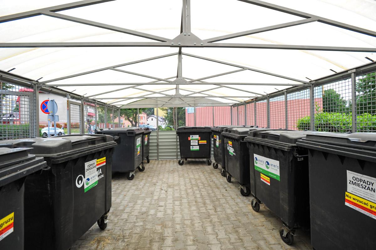 SM Górnik ma pomysł na śmieciowy problem.