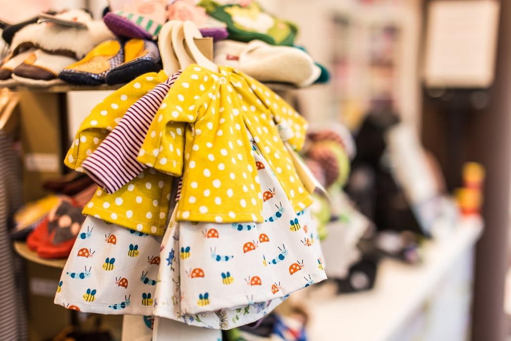 ubrania dla chłopca i dziewczynki